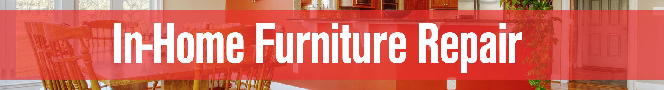 Captivating In Home Furniture Repair